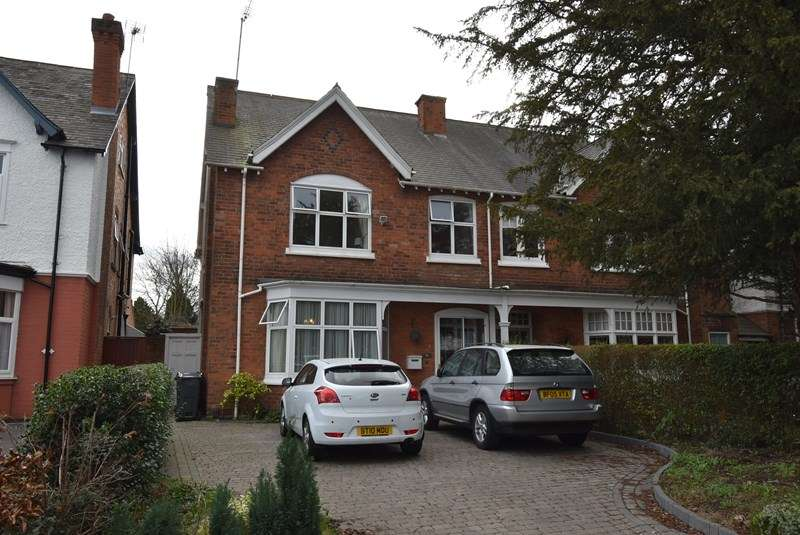 4 Bedrooms Semi Detached House for sale in School Road, Hall Green, Birmingham