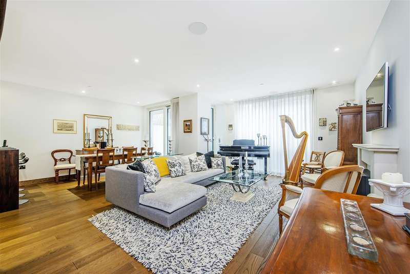 3 Bedrooms Flat for sale in The Courthouse, 70 The Courthouse, Westminster, London SW1P