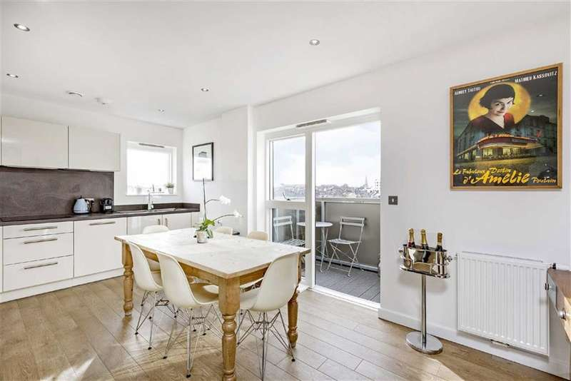 2 Bedrooms Flat for sale in Bedford Road, LONDON