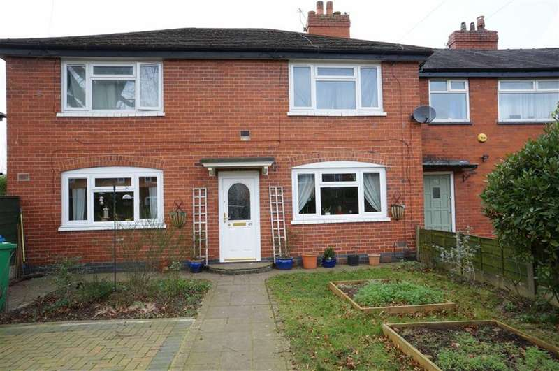 2 Bedrooms Property for sale in Barlow Hall Road, Chorlton, Manchester, M21