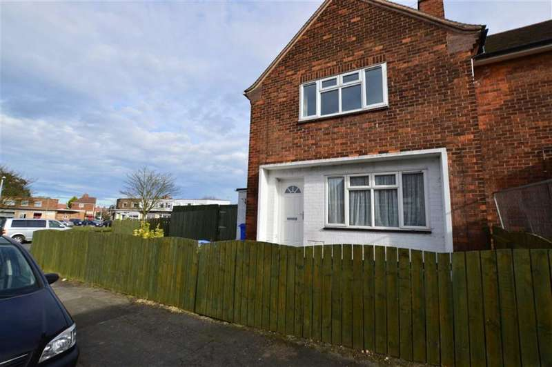 2 Bedrooms Property for sale in Salisbury Avenue, Hornsea, East Yorkshire