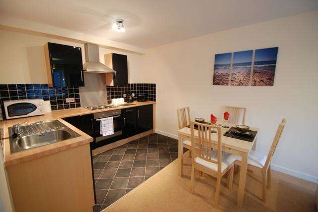 2 Bedrooms Apartment Flat for sale in Tradewinds, Wincolmlee, Hull, HU2 8HZ