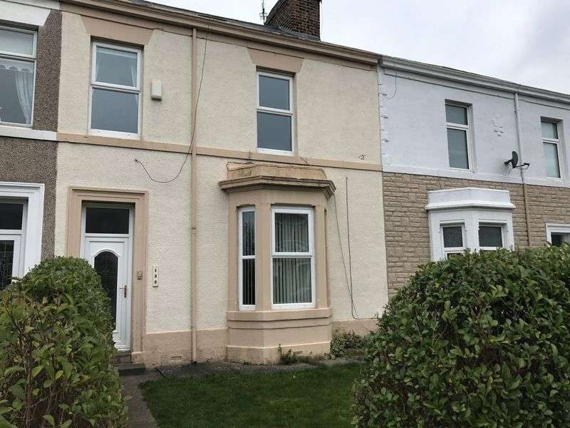 4 Bedrooms Terraced House for sale in Albert Road, Jarrow
