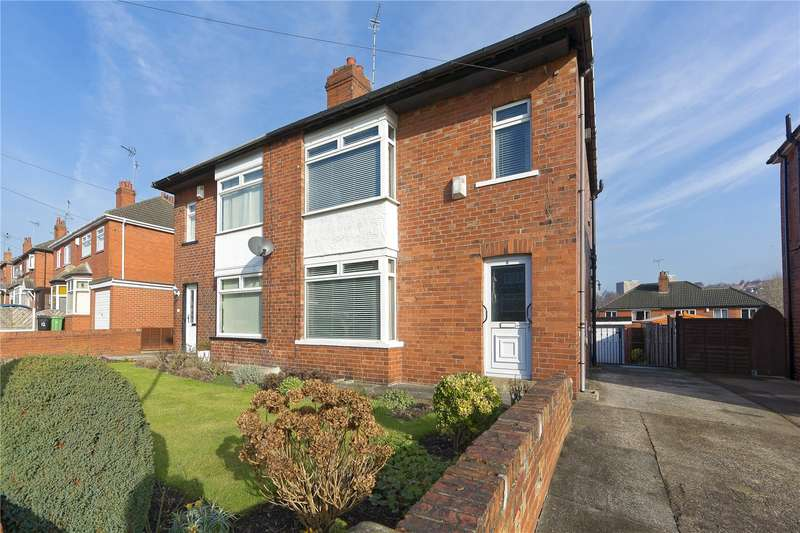 3 Bedrooms Semi Detached House for sale in Water Lane, Leeds, West Yorkshire, LS12