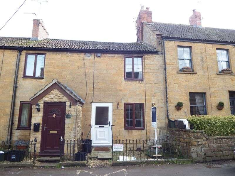2 Bedrooms Cottage House for sale in Bower Hinton, Martock