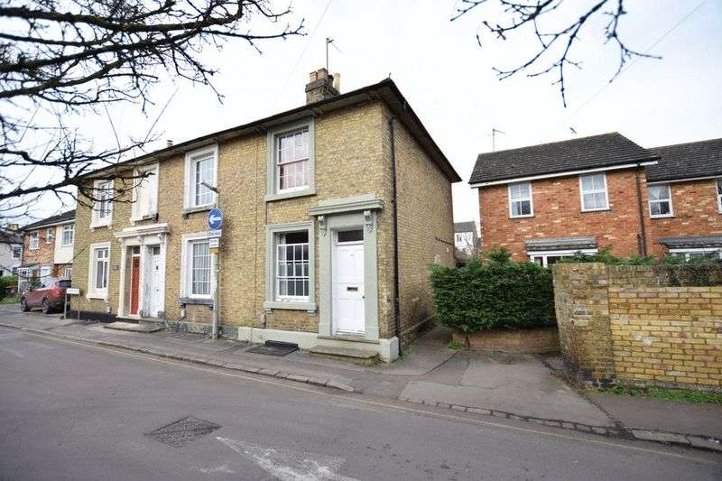 2 Bedrooms Terraced House for sale in Linslade