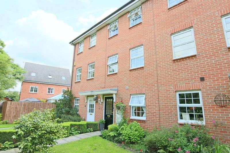 3 Bedrooms Terraced House for sale in Horton Way, Stapeley, Nantwich