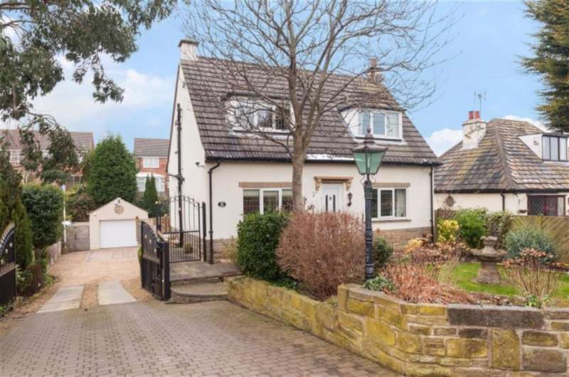 4 Bedrooms Detached House for sale in Spring Gardens, Drighlington, BD11