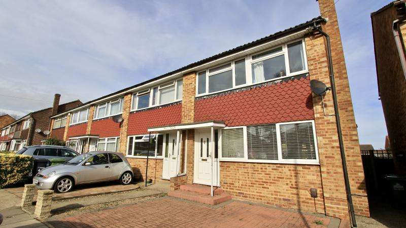 3 Bedrooms End Of Terrace House for sale in Hobbs Close, Cheshunt EN8