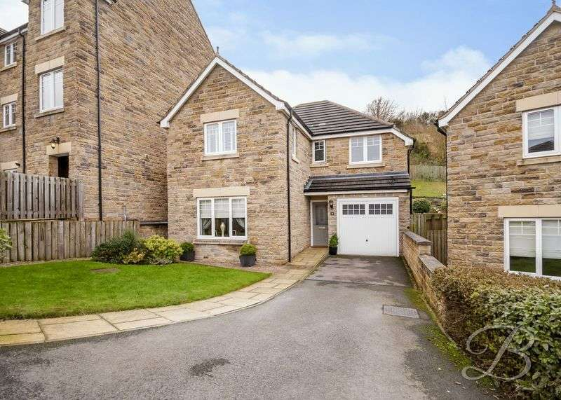 4 Bedrooms Detached House for sale in Quarry Bank, Mansfield