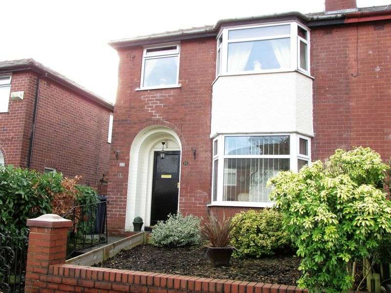 3 Bedrooms Semi Detached House for sale in Douglas Avenue, Elton, Bury