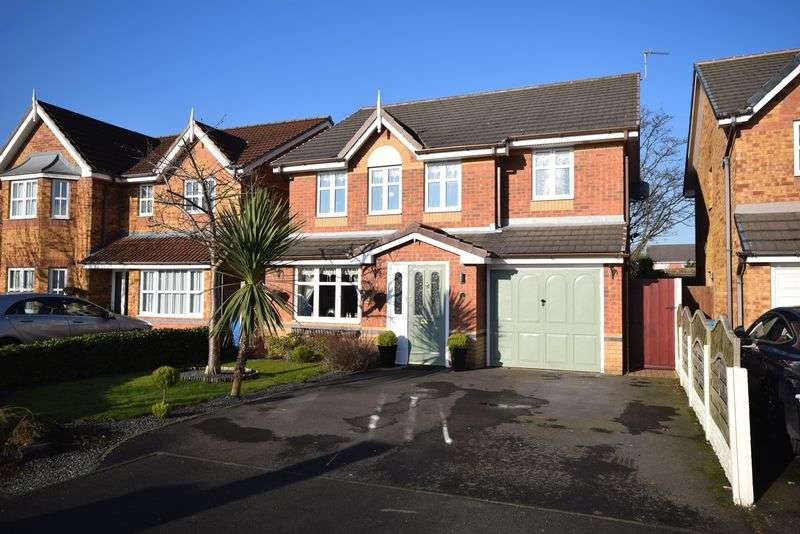 4 Bedrooms House for sale in Camberwell Park Road, Widnes
