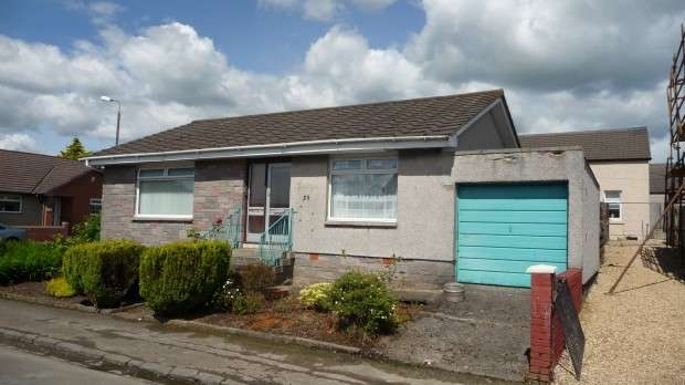 3 Bedrooms Bungalow for sale in East Hamilton Street, Wishaw, ML2