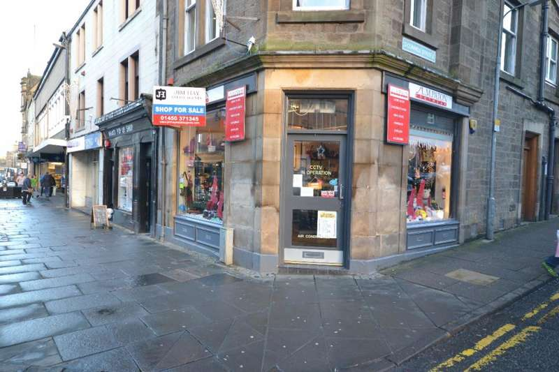 Property for sale in 70, High Street Hawick, TD9 9BP