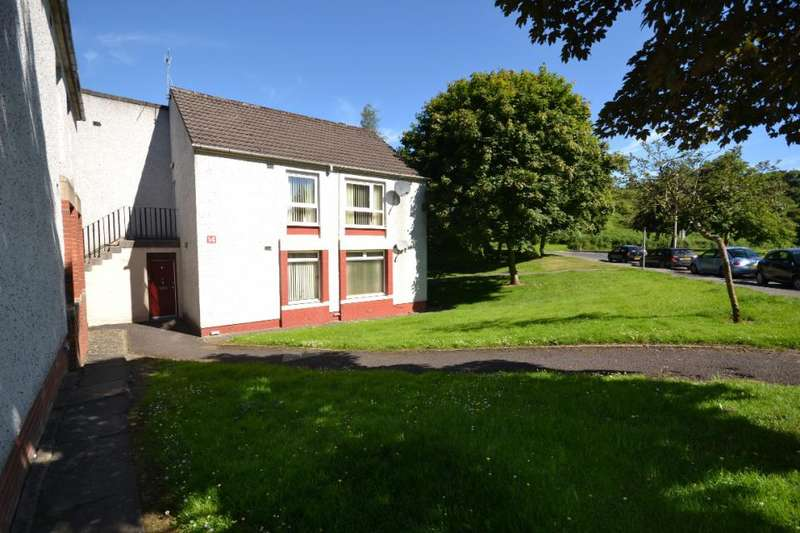 2 Bedrooms Flat for sale in 14B , Roxburghe Drive Hawick, TD9 7QP
