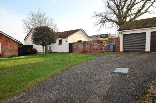 3 Bedrooms Detached Bungalow for sale in Oak View, Honiton, Devon