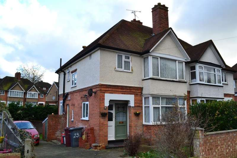 3 Bedrooms Semi Detached House for sale in Berkeley Avenue, Reading RG1