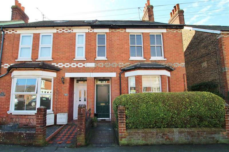 3 Bedrooms Semi Detached House for sale in Devonshire Road, Horsham