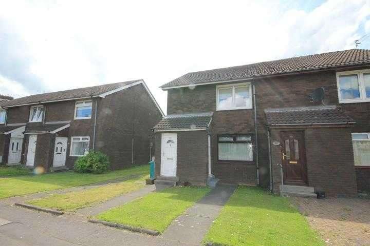 1 Bedroom Flat for sale in Bellshill Road, Motherwell