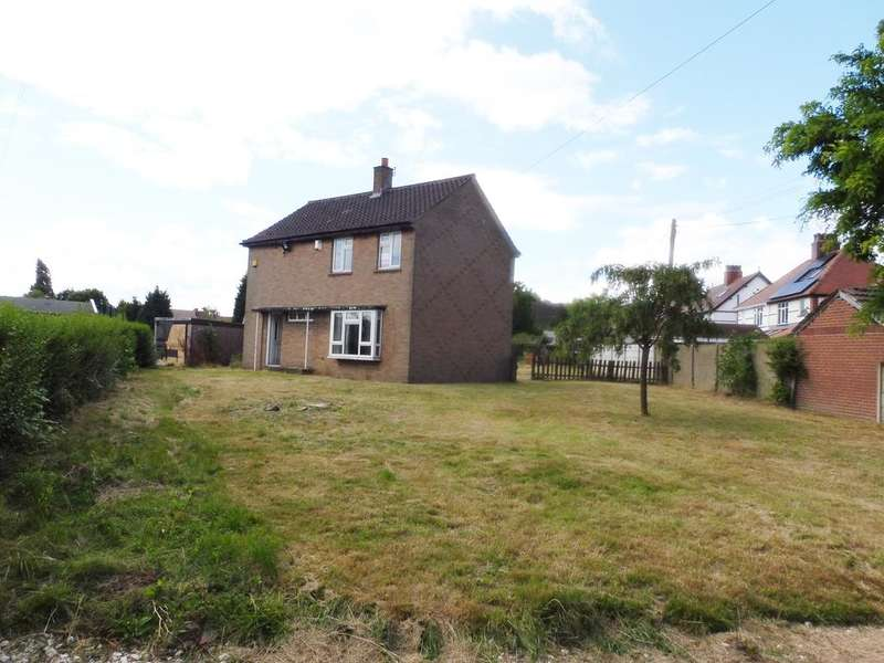 3 Bedrooms Detached House for sale in Laithes Lane, Athersley South, Barnsley, South Yorkshire S71