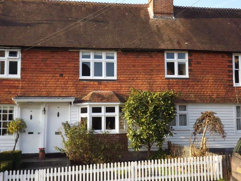 2 Bedrooms Cottage House for sale in Church Street, Ticehurst