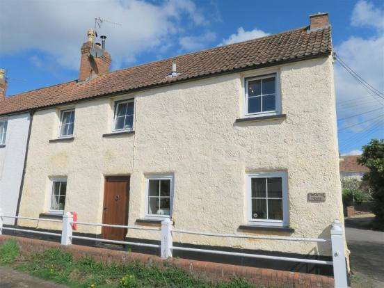 3 Bedrooms Cottage House for sale in Creech St Michael, Taunton TA3