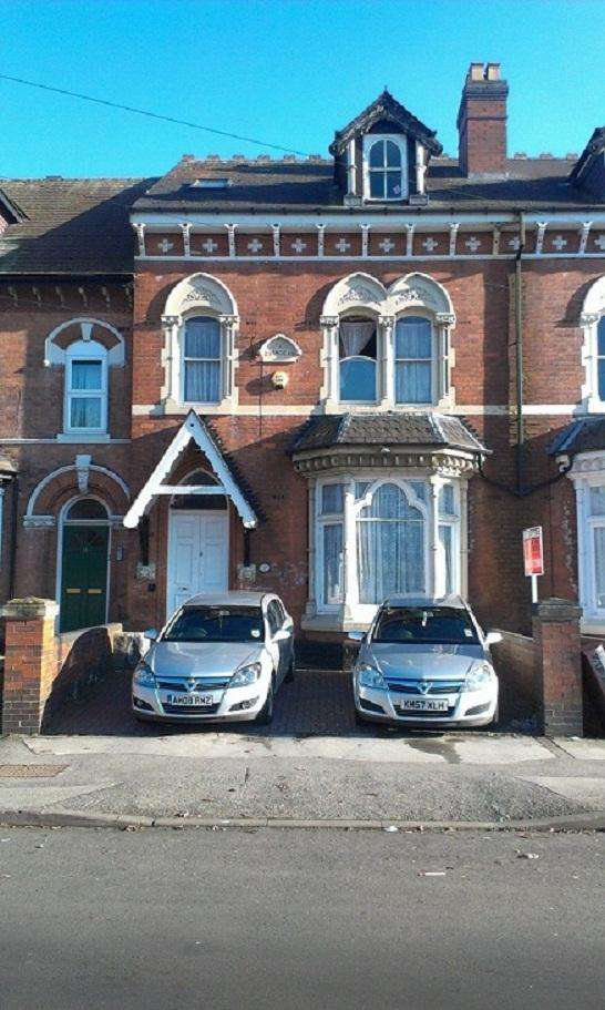 8 Bedrooms Terraced House for sale in 14 Tenyson Road, Small Heath, Birminghm B10