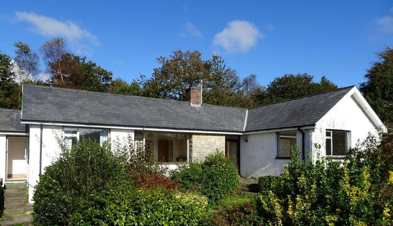 3 Bedrooms Detached Bungalow for sale in Tryfan, Penrhyndeudraeth LL48