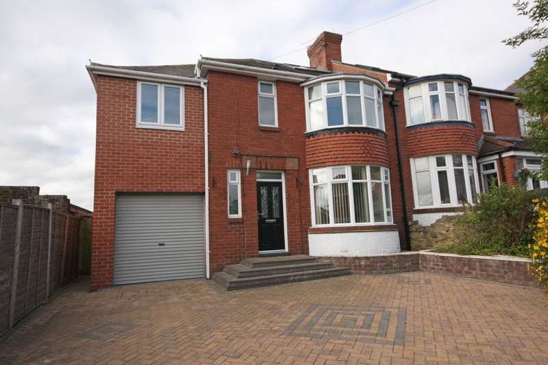 5 Bedrooms Semi Detached House for sale in Arcadia, Chester-le-Street DH3 3UH