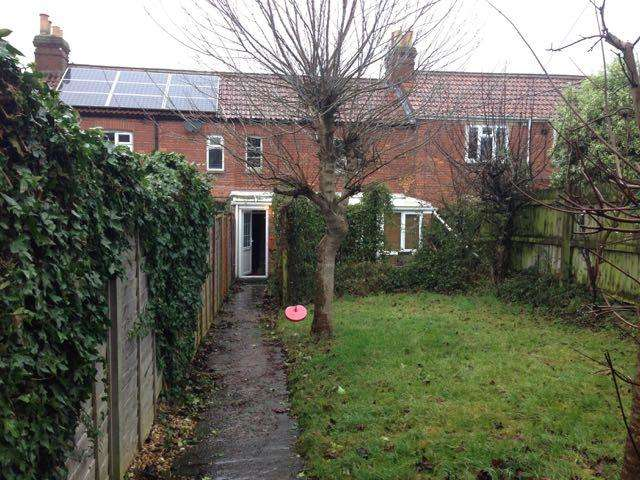 3 Bedrooms Terraced House for sale in Orchard Terrace, Glastonbury BA6