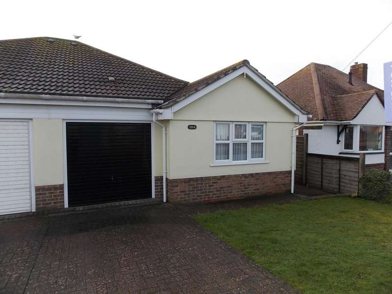 2 Bedrooms Semi Detached Bungalow for sale in Arundel Road West, Peacehaven, East Sussex