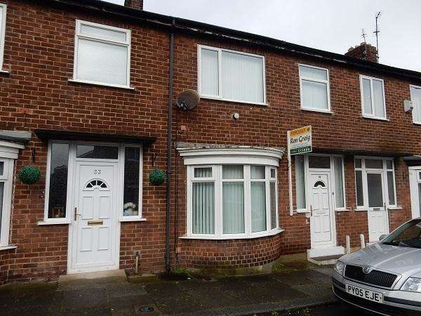 3 Bedrooms Terraced House for sale in Benson Street, Norton, Stockton on Tees TS20