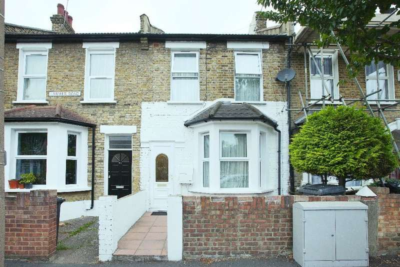 5 Bedrooms Terraced House for sale in Farmer Road, London E10