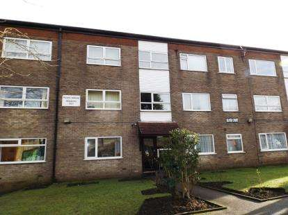 2 Bedrooms Flat for sale in Silver Court, Devon Avenue, Whitefield, Greater Manchester, M45