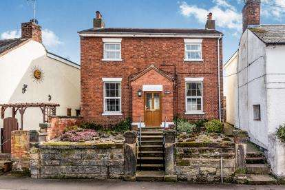 4 Bedrooms Detached House for sale in Main Road, Great Haywood, Stafford, Staffordshire