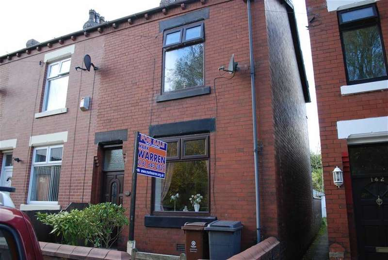 2 Bedrooms End Of Terrace House for sale in Moston Road, Manchester