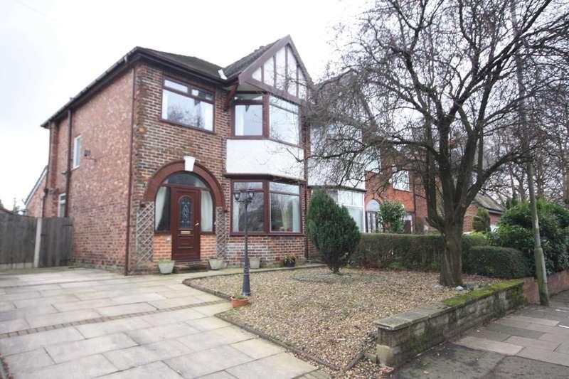 3 Bedrooms Semi Detached House for sale in Scholes Lane, Prestwich