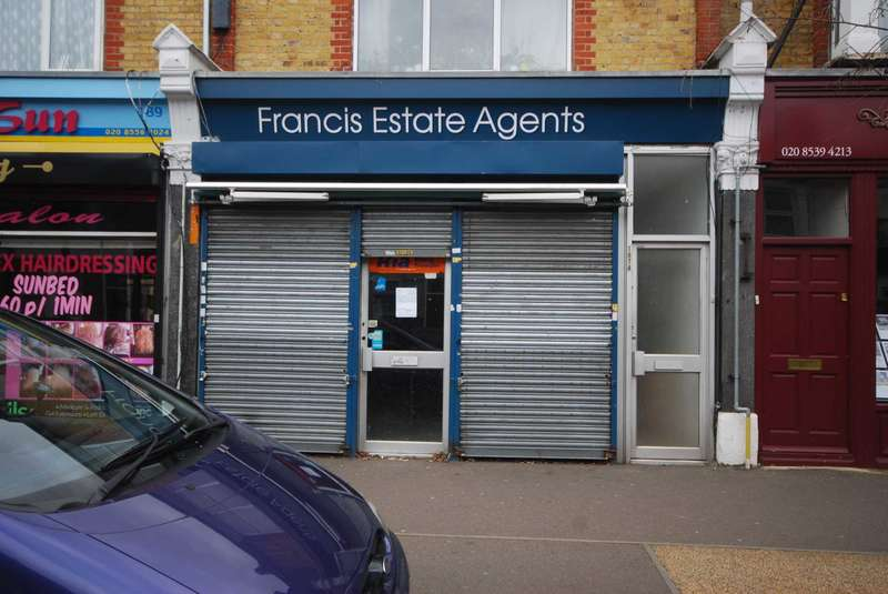 Office Commercial for sale in Francis Road, Leyton