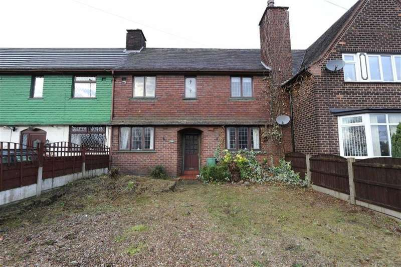 3 Bedrooms Terraced House for sale in 396, Liverpool Road, Irlam