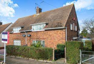 3 Bedrooms Semi Detached House for sale in St. Hildas Way, Gravesend, Kent, Gravesend