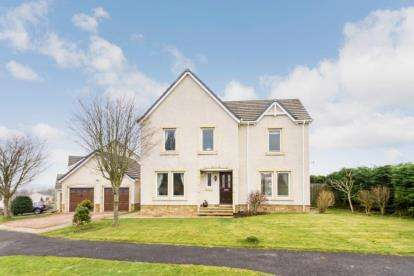 4 Bedrooms Detached House for sale in Millhill Drive, Greenloaning