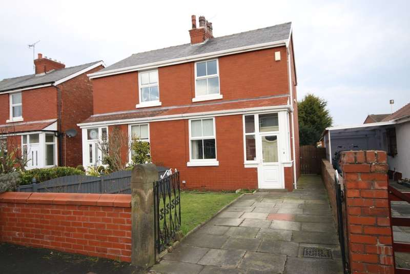 2 Bedrooms Semi Detached House for sale in Pool Street, Southport