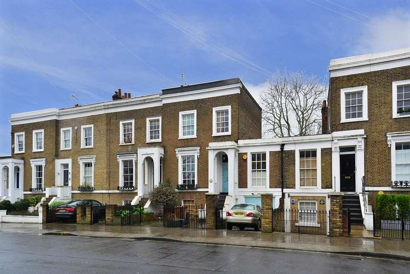4 Bedrooms House for sale in Englefield Road, London N1