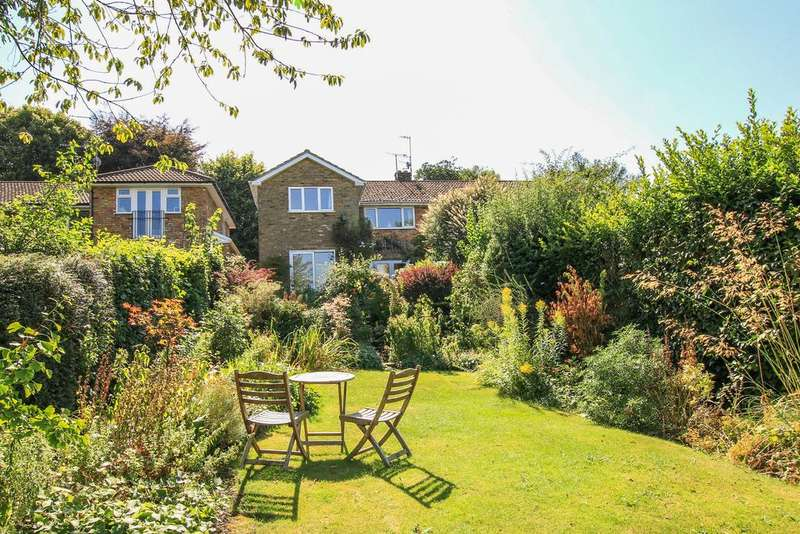 4 Bedrooms Semi Detached House for sale in Kitsbury Terrace, Berkhamsted HP4