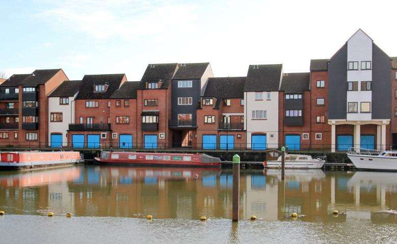 4 Bedrooms Town House for sale in Quayside, Bridgwater TA6