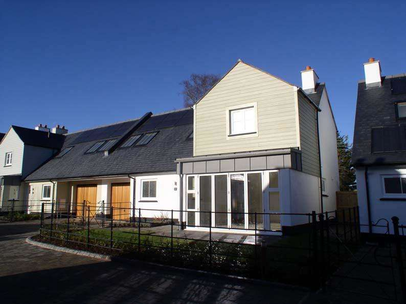 3 Bedrooms Semi Detached House for sale in Stannary Gardens, Chagford TQ13