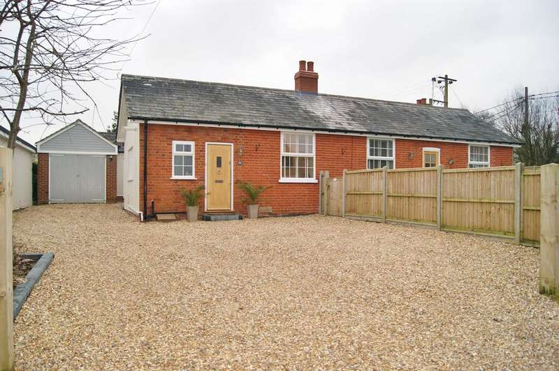 3 Bedrooms Detached Bungalow for sale in Kingshall Street, Rougham IP30