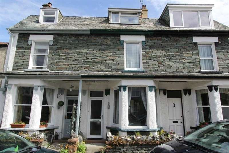 4 Bedrooms Terraced House for sale in Pine Cottage, 13 Ratcliffe Place, Keswick, Cumbria
