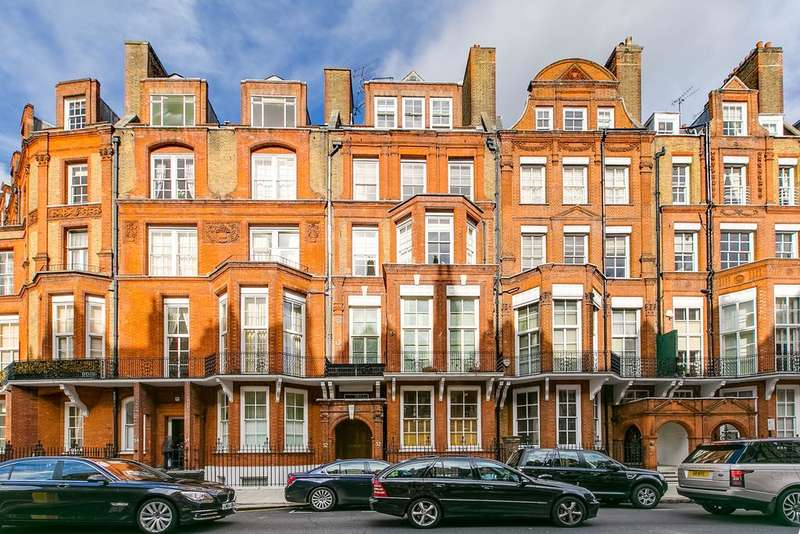 2 Bedrooms Apartment Flat for sale in Pont Street, Knightsbridge, London SW1X