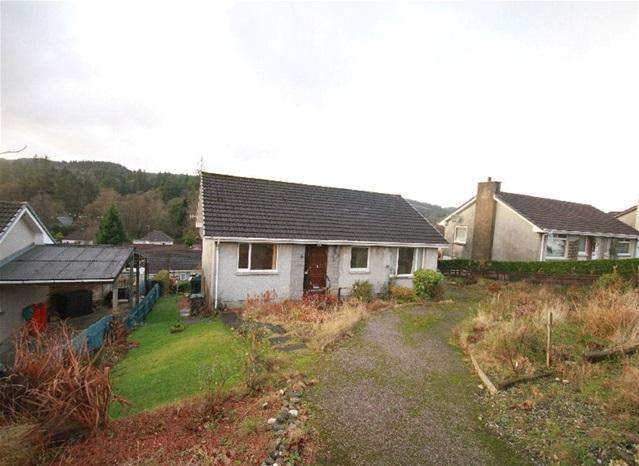 3 Bedrooms Detached House for sale in 10 Fernoch Park, Lochgilphead, PA31 8TG